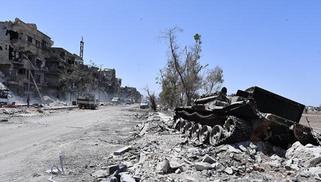 Новости Сирии. Сегодня 24 мая 2018