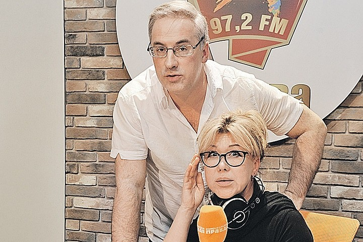 Норкин рассказал, почему выгнал из телестудии украинского эксперта