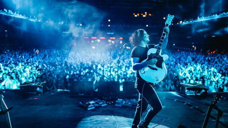 Концерт Джека Уайта в Москве: ода Любви и Музыке