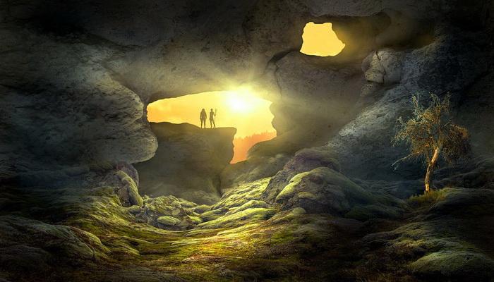 Мифическая подземная страна Агарти: Где она находится и что известно о ней в современном мире