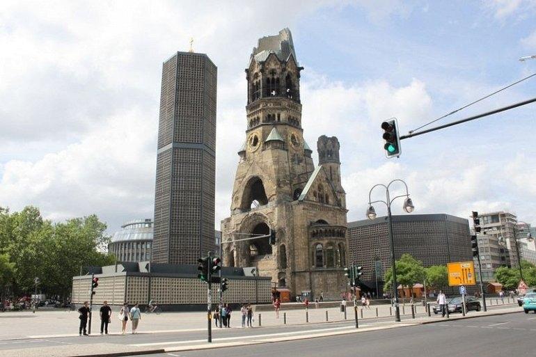 Мемориальная церковь Кайзера Вильгельма