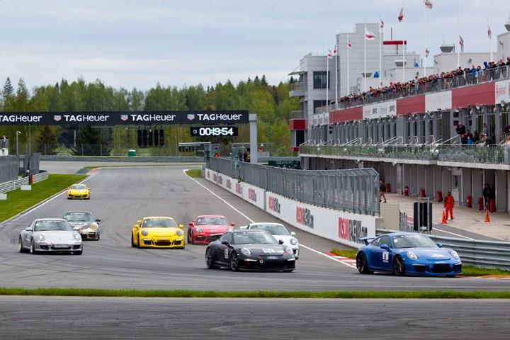 1 этап Porsche Sport Challen…
