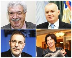 ЕС грозит санкциями руководству России и тележурналистам