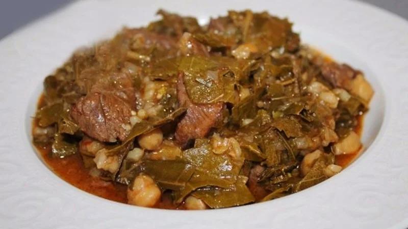 экзотические блюда из турецкой кухни