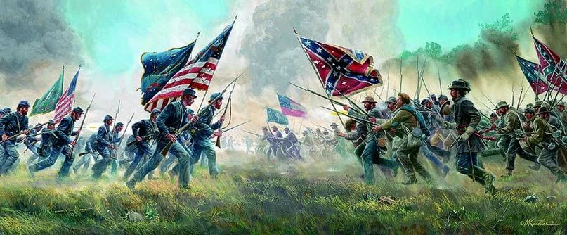 the similarities and differences of the american revolution and the american civil war Difference between the american revolution and civil war the civil war could easily be seen as the second american revolution considering it brought about significant change in history in the political, social, and economic aspects.