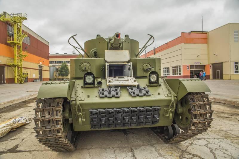 Рассказы об оружии. Танк Т-28