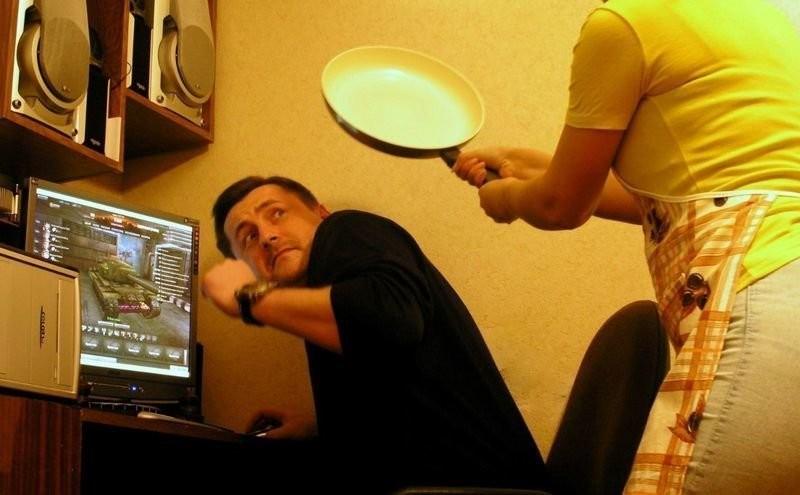 Зачем нужен муж-обуза? Всем «танкистам» посвящается…