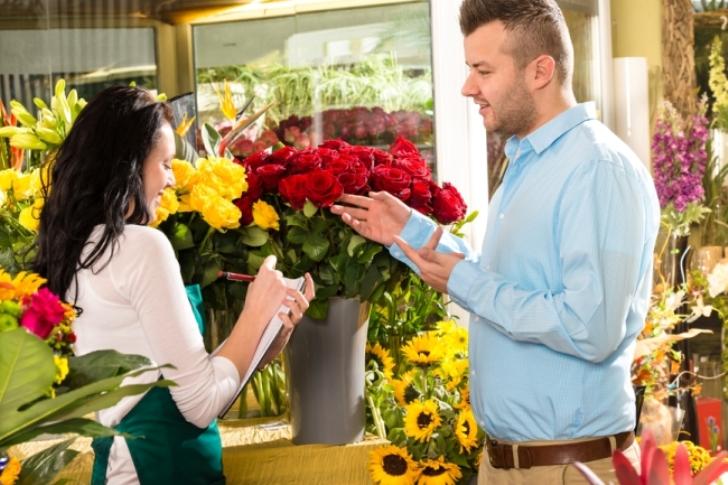 Нахамил жене? Беги в цветочный, только не так, как этот друг!