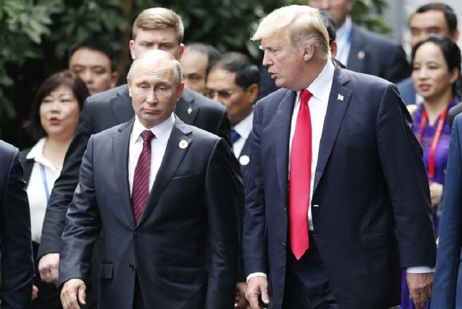 Путин все-таки утянет Трампа на дно?