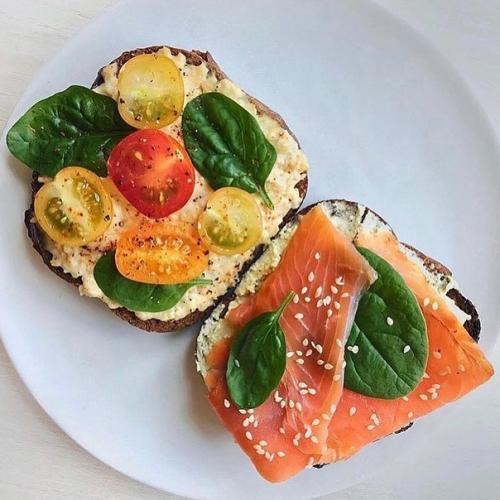 7 вариантов полезных бутербродов.