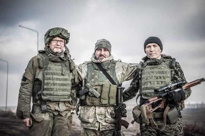 Сводка за неделю 6-12 января о военной и социальной ситуации в ДНР и ЛНР от военкора «Маг»