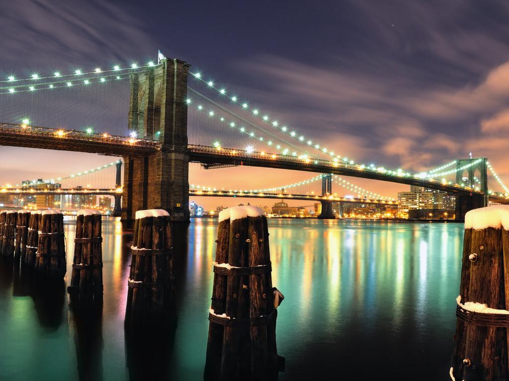 4284 «Золотые ворота» и еще 8 потрясающих мостов для пеших прогулок
