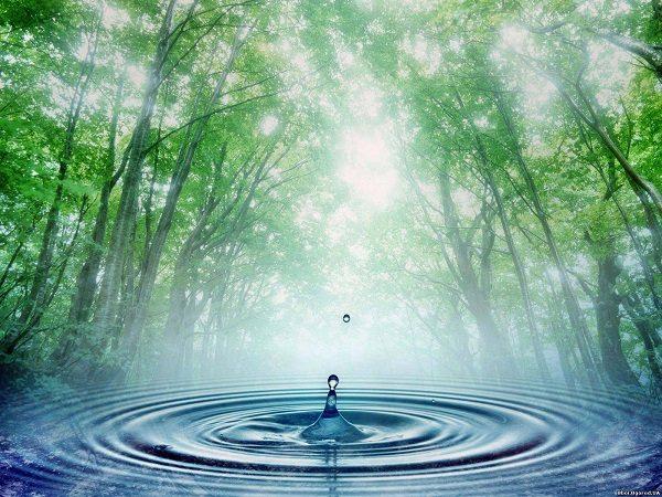 Вода помогает победить депрессию. Делаем солнечную воду
