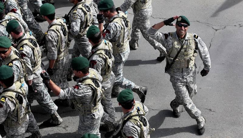 Борьба Ирана с внутренними угрозами