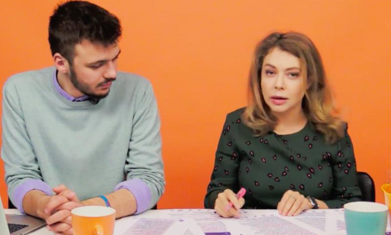Рына встала в семь часов – нет резинки от трусов: Божена Рынска объявила об отъезде из России