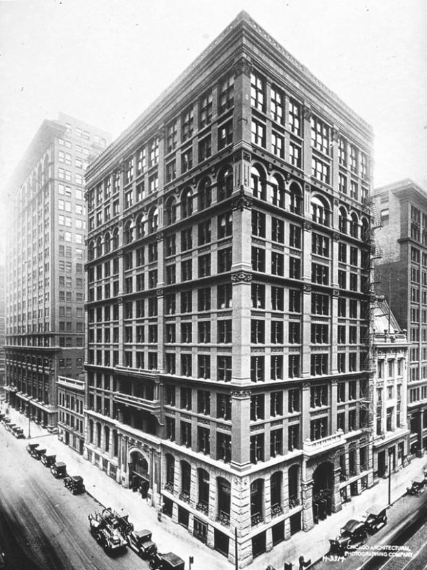 Архитектурные сооружения, которые изменили мир