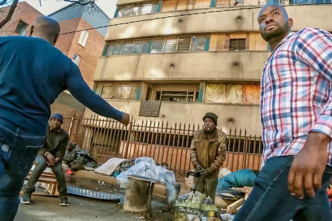 Жизнь в самом преступном городе Африки
