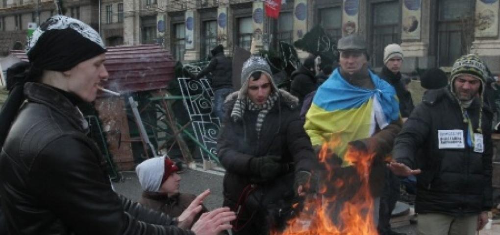 Холод на улице «согревает» отношения Украины с Россией