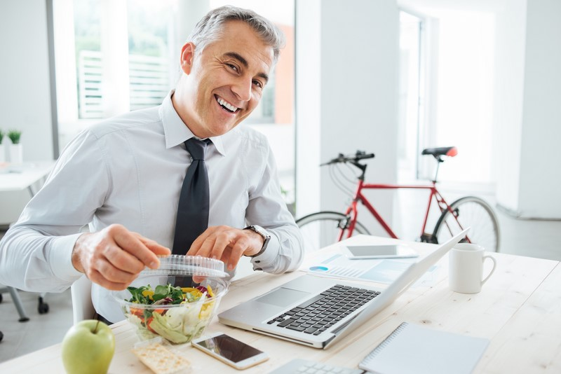обед для похудения