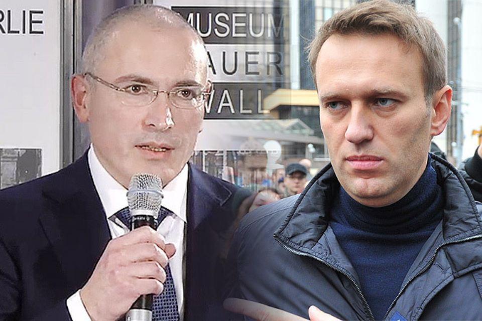 Ходорковский разлюбил Навального