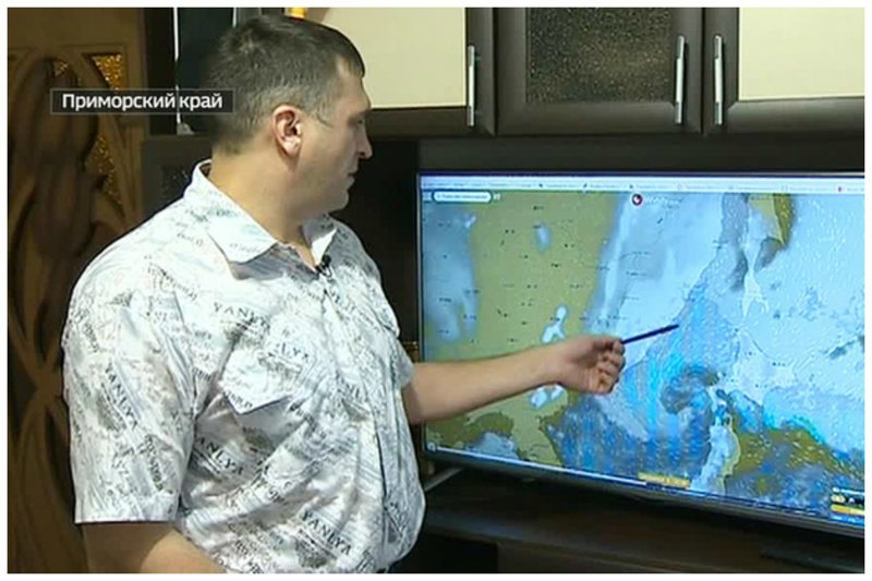 Синоптик-любитель давал четкие прогнозы о погоде и за это попал под суд