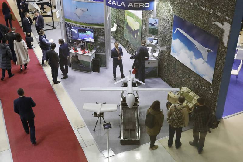 Калашников представил новый модуль подавления навигационных систем