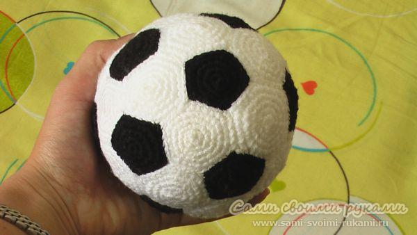 Футбольные своими руками