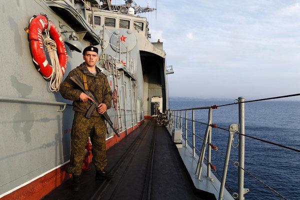 «Российской армии нечего бояться»: американец о службе в военно-морском флоте РФ