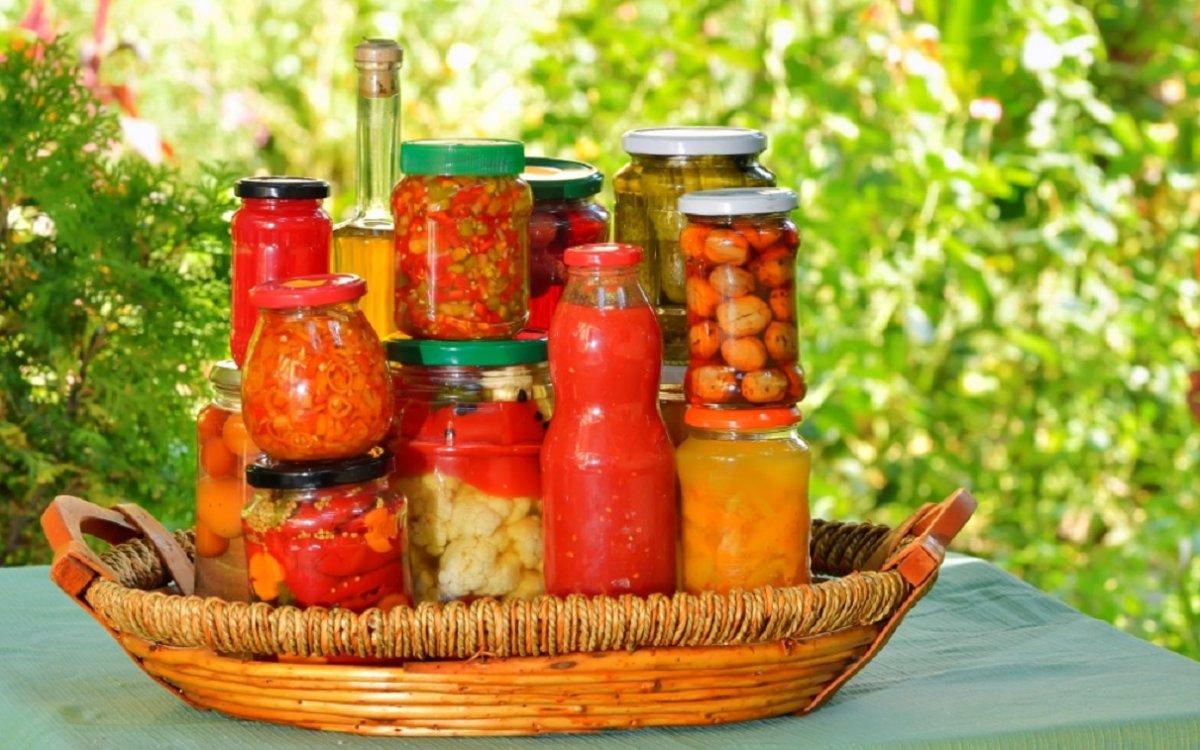 Консервирование овощей и грибов на зиму – подборка лучших рецептов с фото