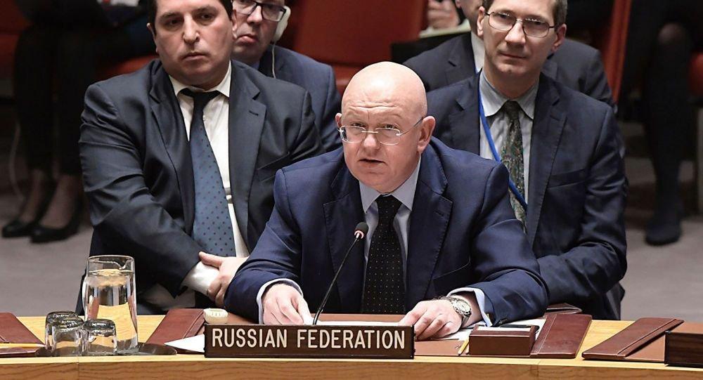 Постпред РФ отстоял Венесуэлу в Совбезе ООН