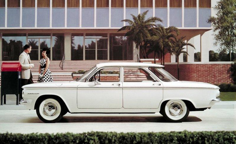 Chevrolet Corvair 1960 porsche, ЗАЗ 968, авто, автомобили, заз, запорожец, кастом, кастомайзинг