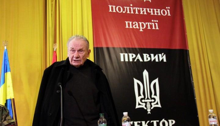 На Украине нет бандеровцев: первое заседание новой Верховной Рады откроет сын Шухевича