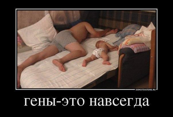 Клёвые родители и дети