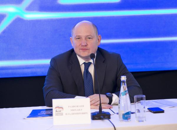 Единороссы поддержат Михаила…