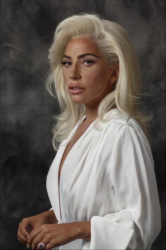Lady Gaga для свежего номера журнала «LA Times»
