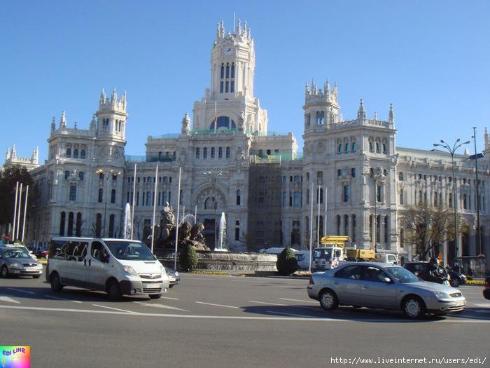 Оригинальная и историческая архитектура, а также святые места Мадрида