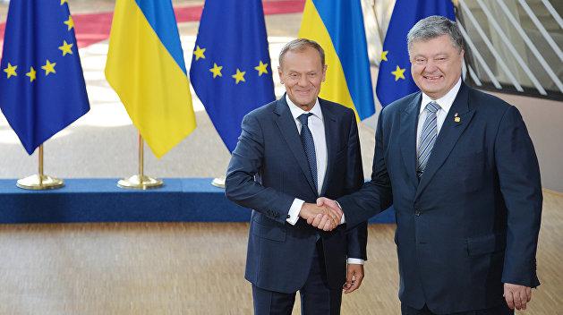 Пост президента в обмен на антироссийскую политику. Визит Туска в Украину