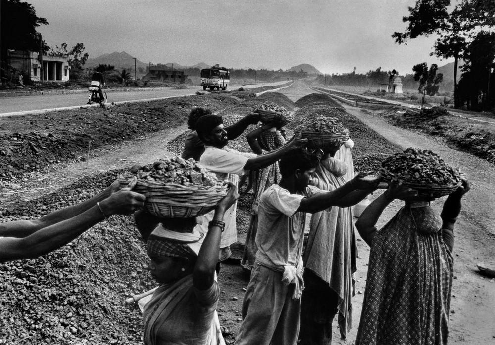 Изумляющая Индия в объективе легендарного Рагху Рая 19