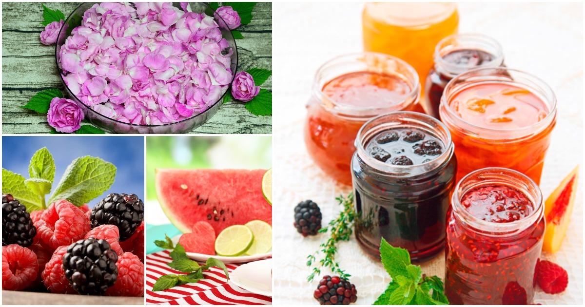 Варенье с секретными добавками: божественный вкус и неповторимый аромат