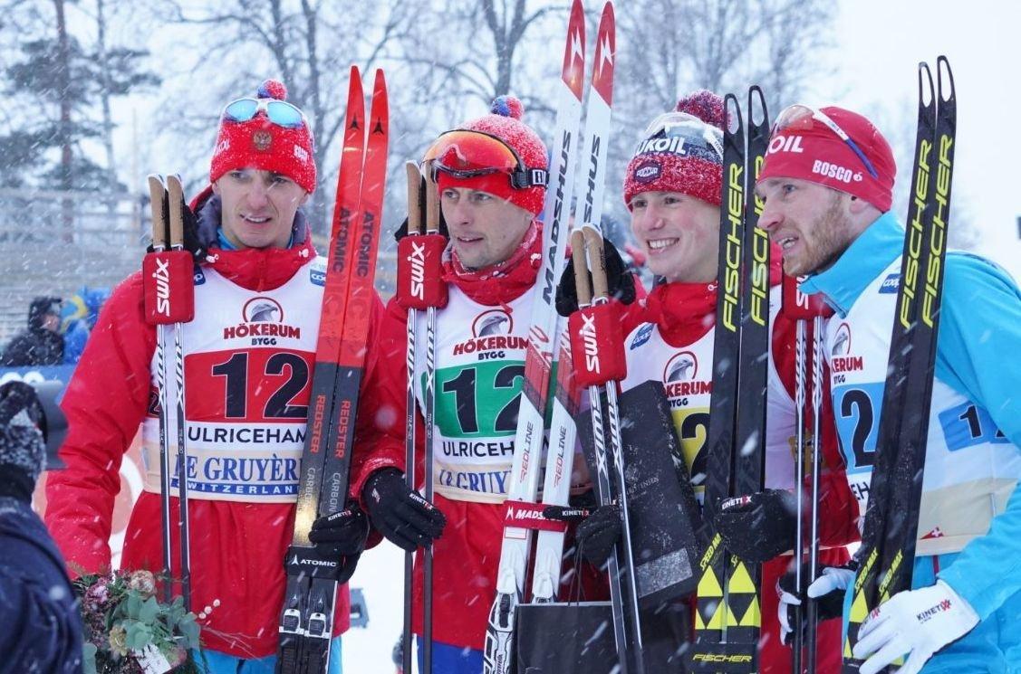 Студент ЮУрГУ Артем Мальцев завоевал золото Кубка мира по лыжным гонкам