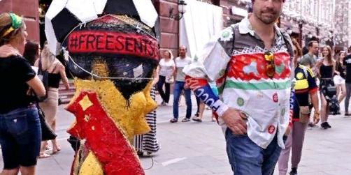 Как бумеранг из Киева ударил по защитникам Сенцова. Юлия Витязева