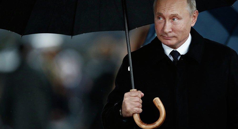 """""""Дирижер мирового оркестра"""": Стало известно, как большой палец Путина Трампу перевернул встречу в Париже"""