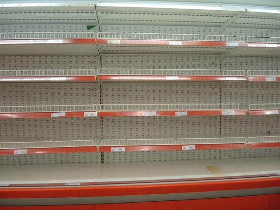 Россиянам грозит дефицит продуктов из-за закона Яровой