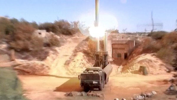 Запуск секретного «Бастиона» в Сирии стал полной неожиданностью для НАТО