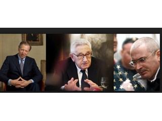 Ротшильды и Ходорковский: история обмана и предательства России
