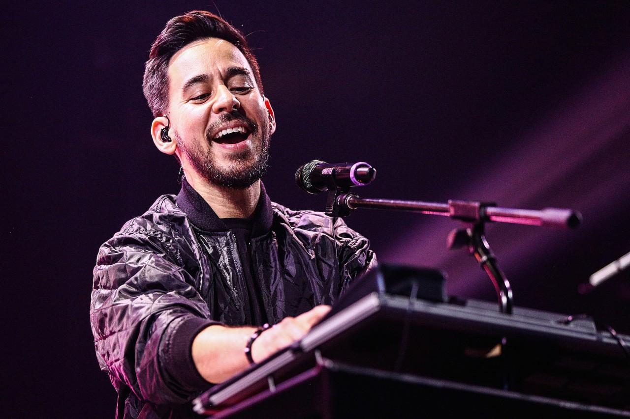 Участник Linkin Park с сольн…
