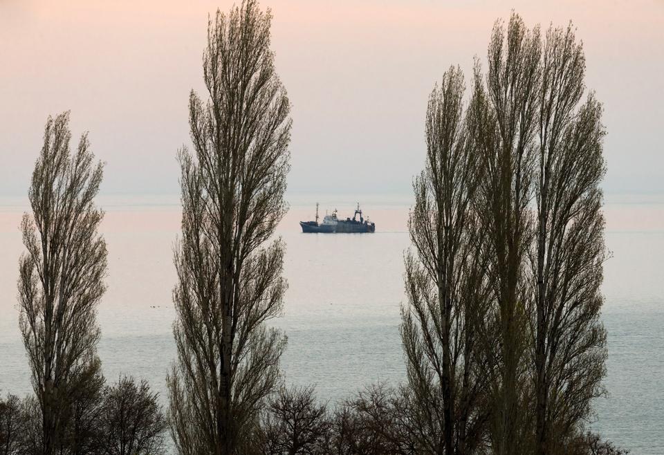 В Черном море затонул панамс…