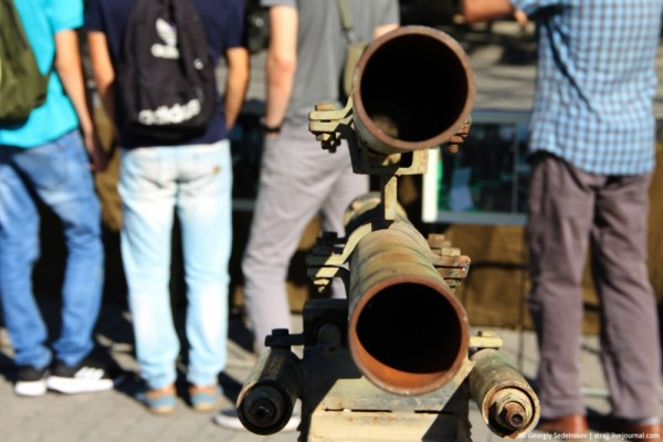 Как выглядит оружие террора
