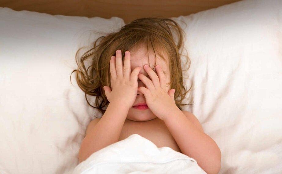 Лечение ночных страхов у детей