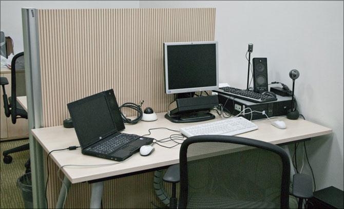 Офис компании Билайн